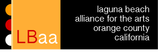 LBaa Laguna Beach Alliance for the Arts
